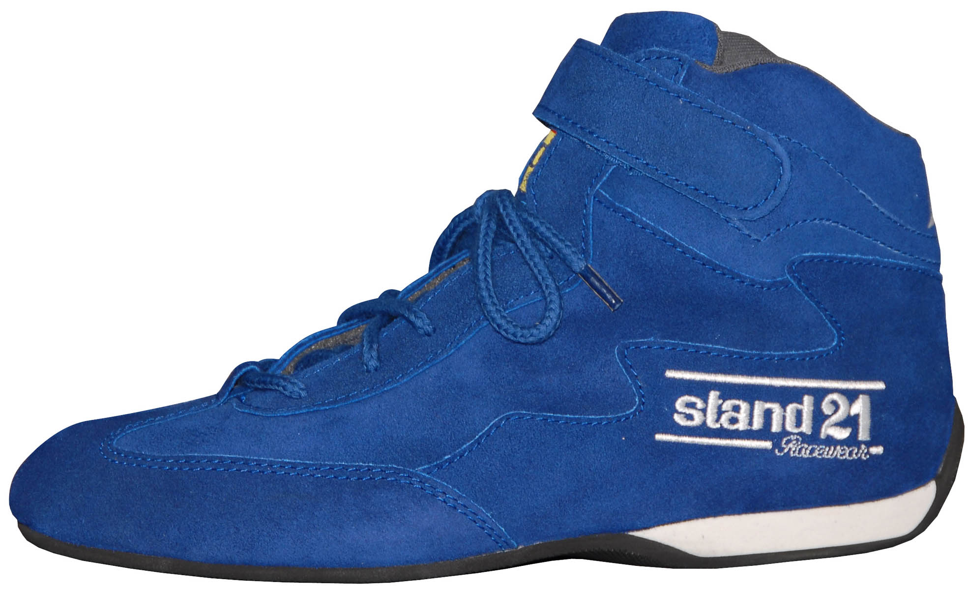 Bottines Daytona II bleu roi de stock