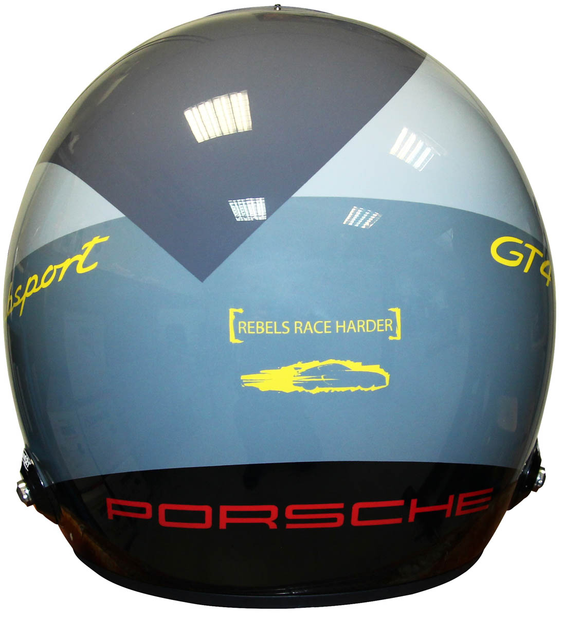 Casque Porsche GT4 Clubsport multicolore