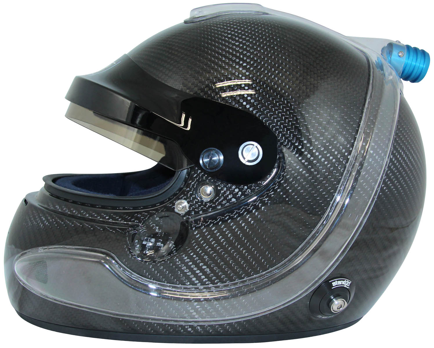 Casque IVOS-Air Force avec prise Global Air Force