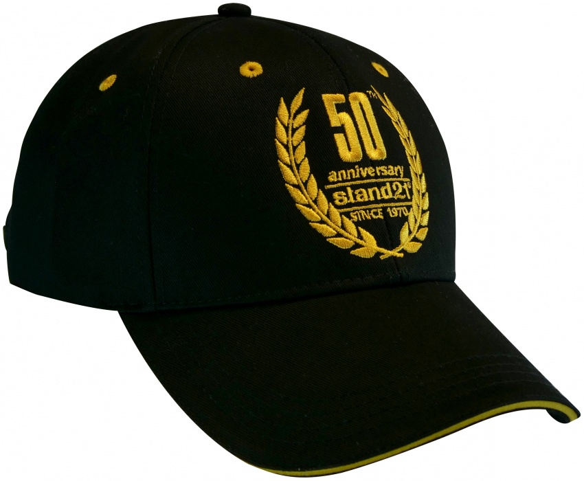Casquette 50 ans Stand 21