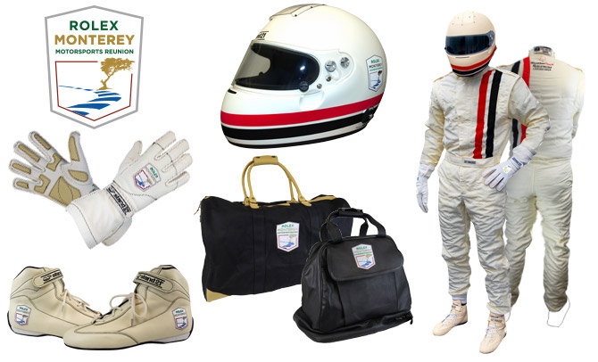 Rolex Monterey Motorsport Reunion Racewear Collection