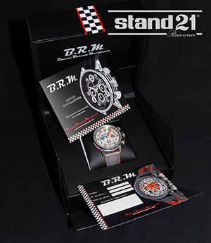 Stand 21 by BRM Chronographes